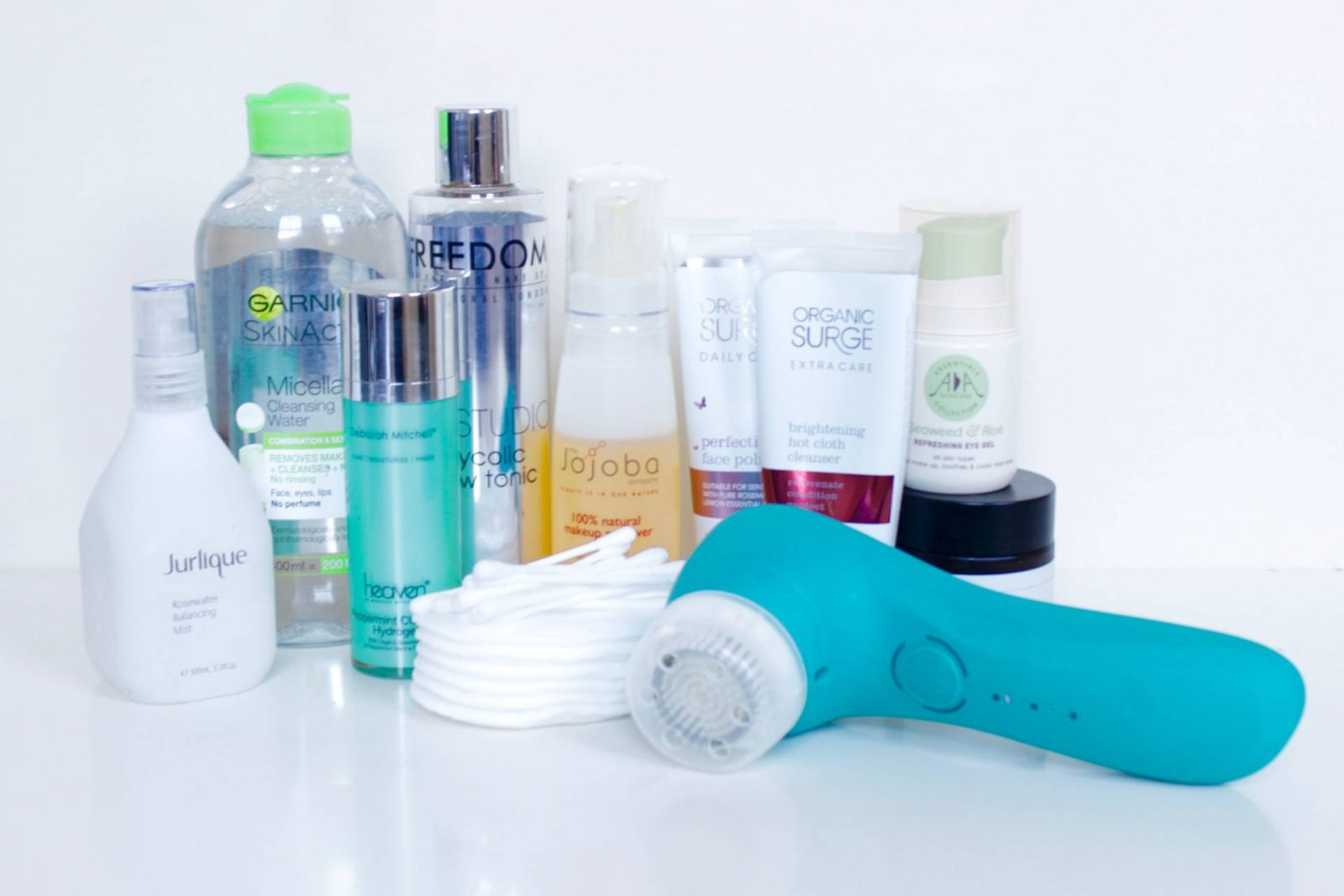 winter skincare collection