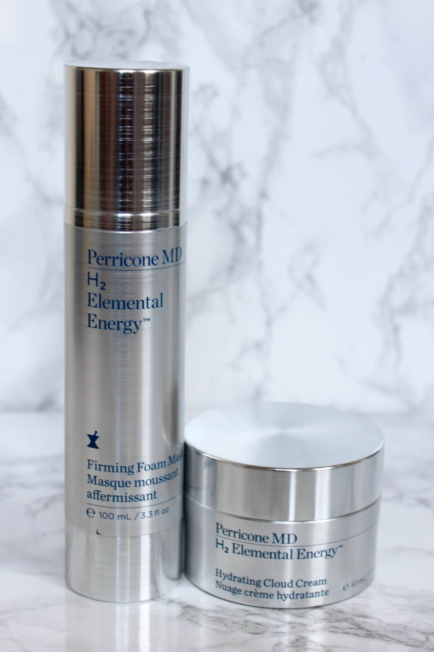 Perricone MD H2 Elemental Energy products
