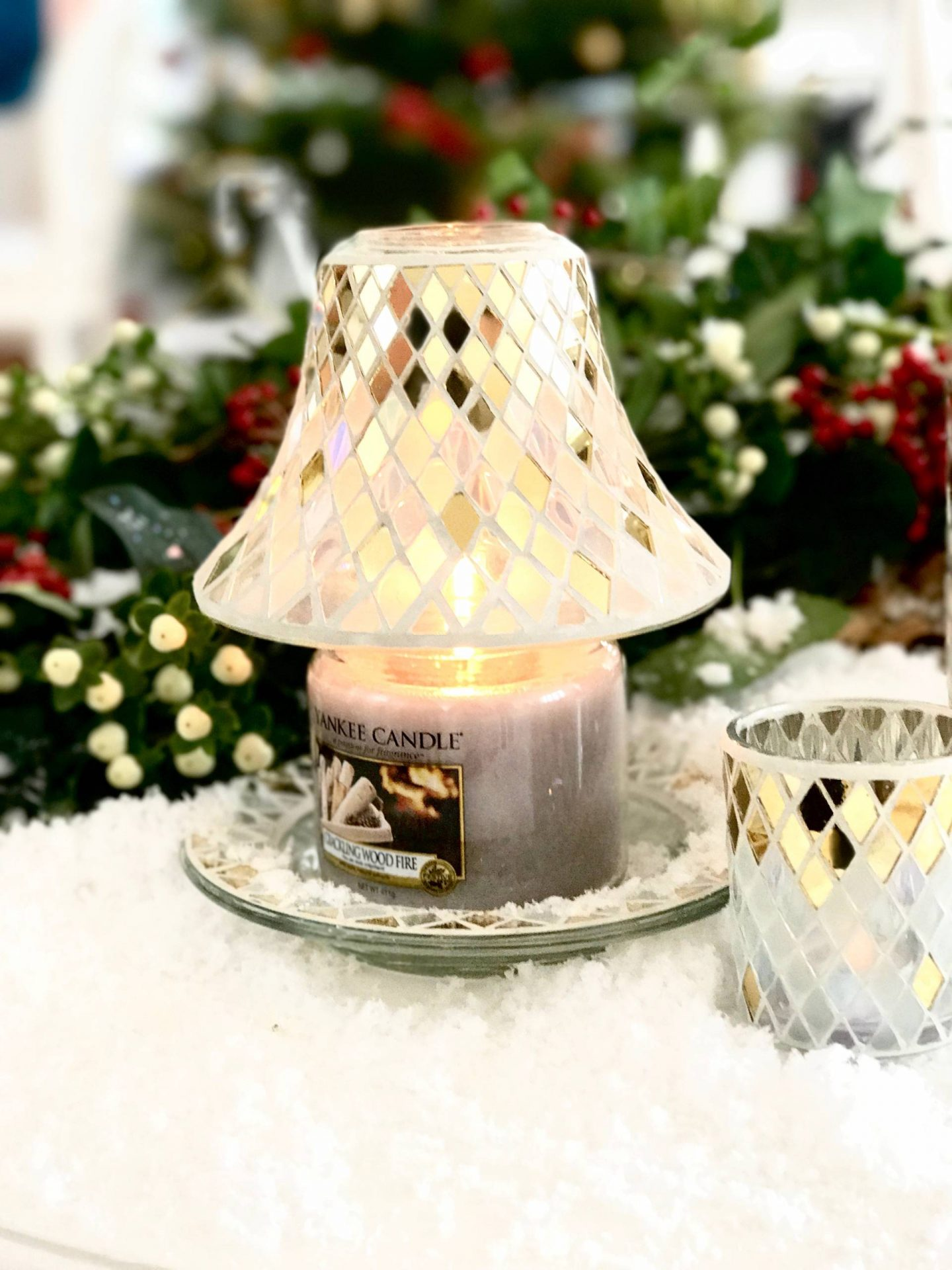 A Sneak Preview Of Yankee Candle Christmas Products
