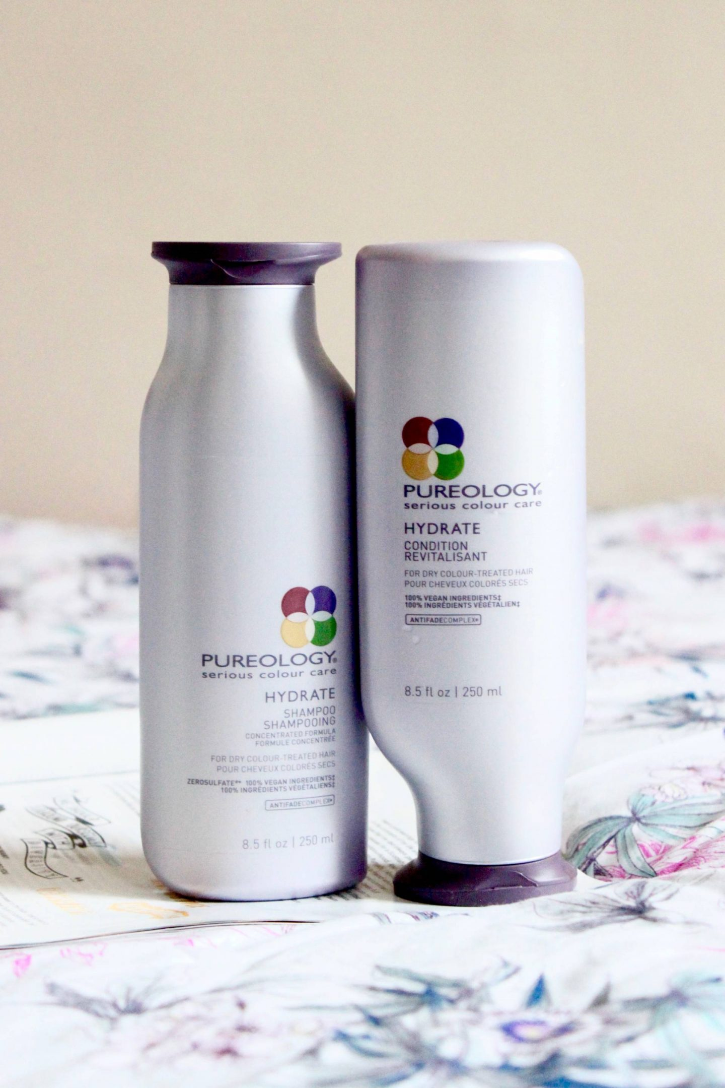 Pureology hydrate shampoo conditioner