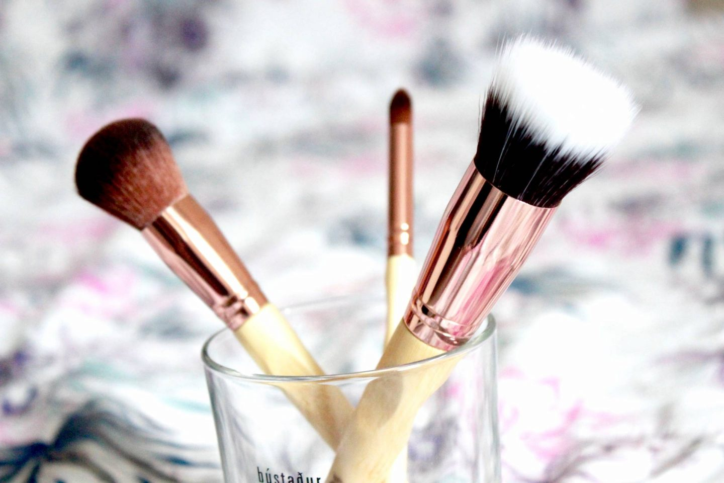 Perfect face brushes so eco