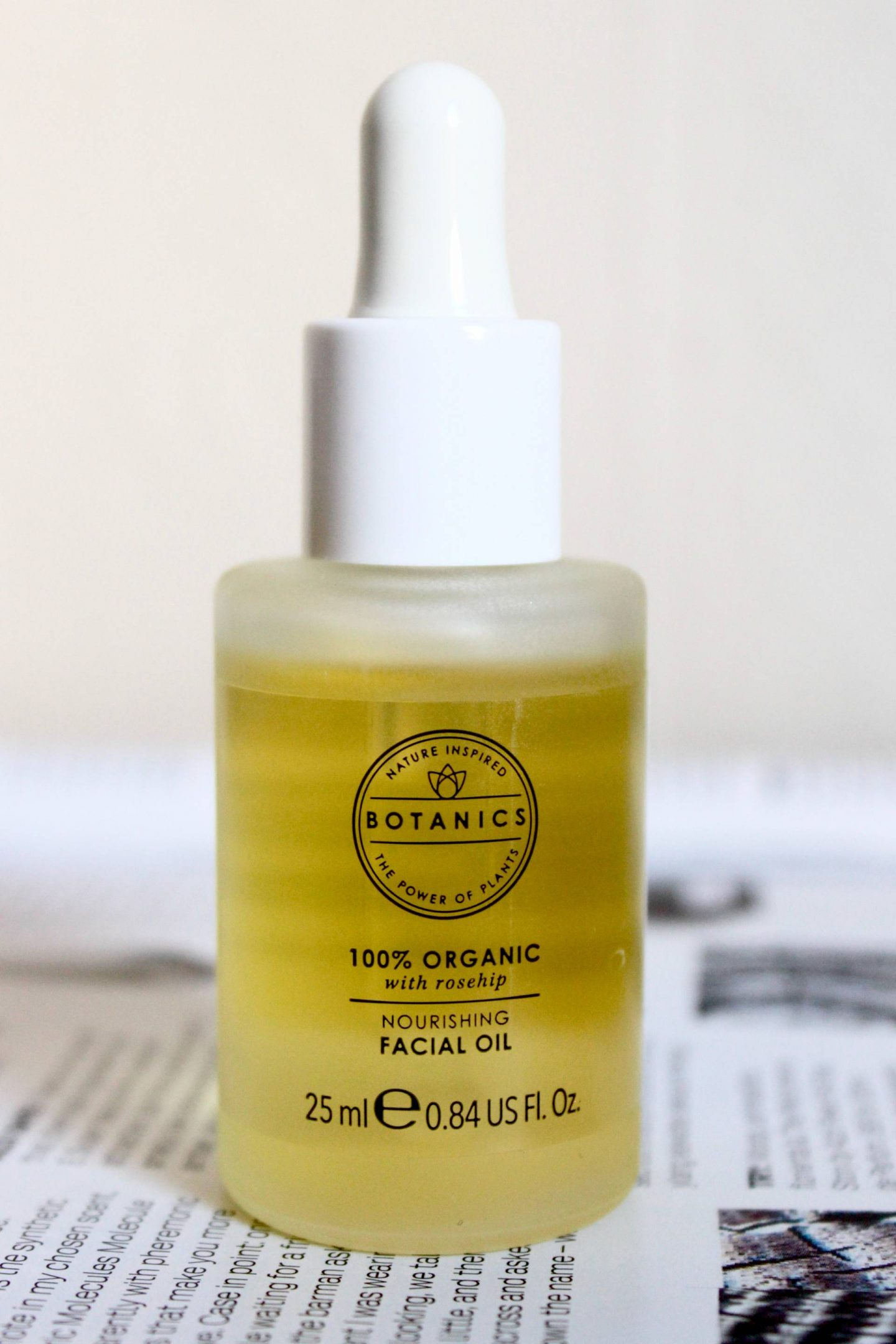 Botanics Nourishing Facial Oil