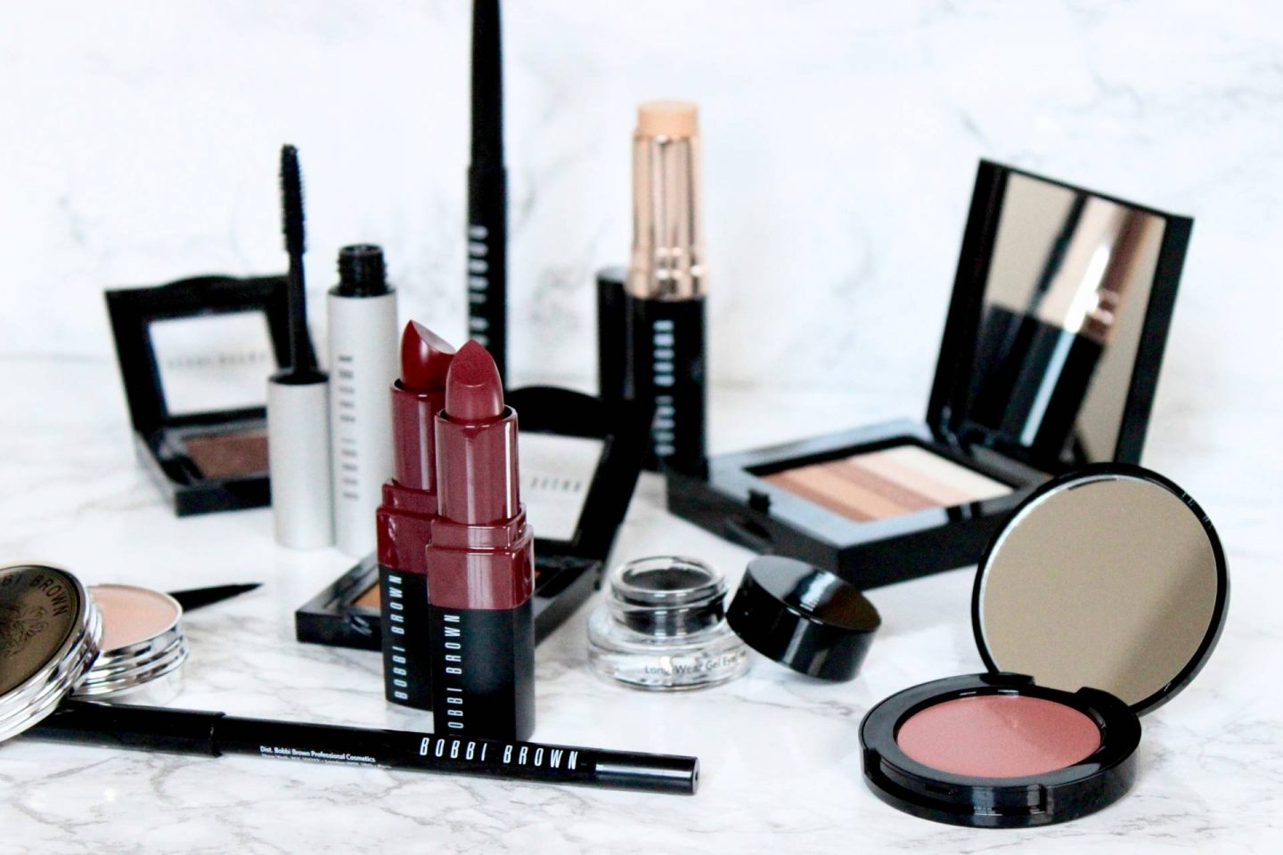 Bobbi Brown autumn beauty makeup edit