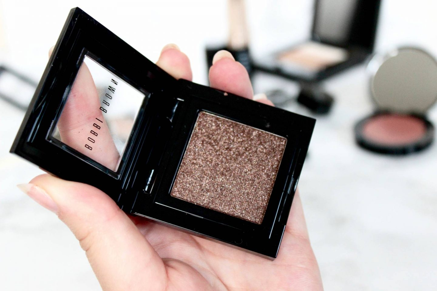 Bobbi Brown Sparkle Eye Shadow in Allspice