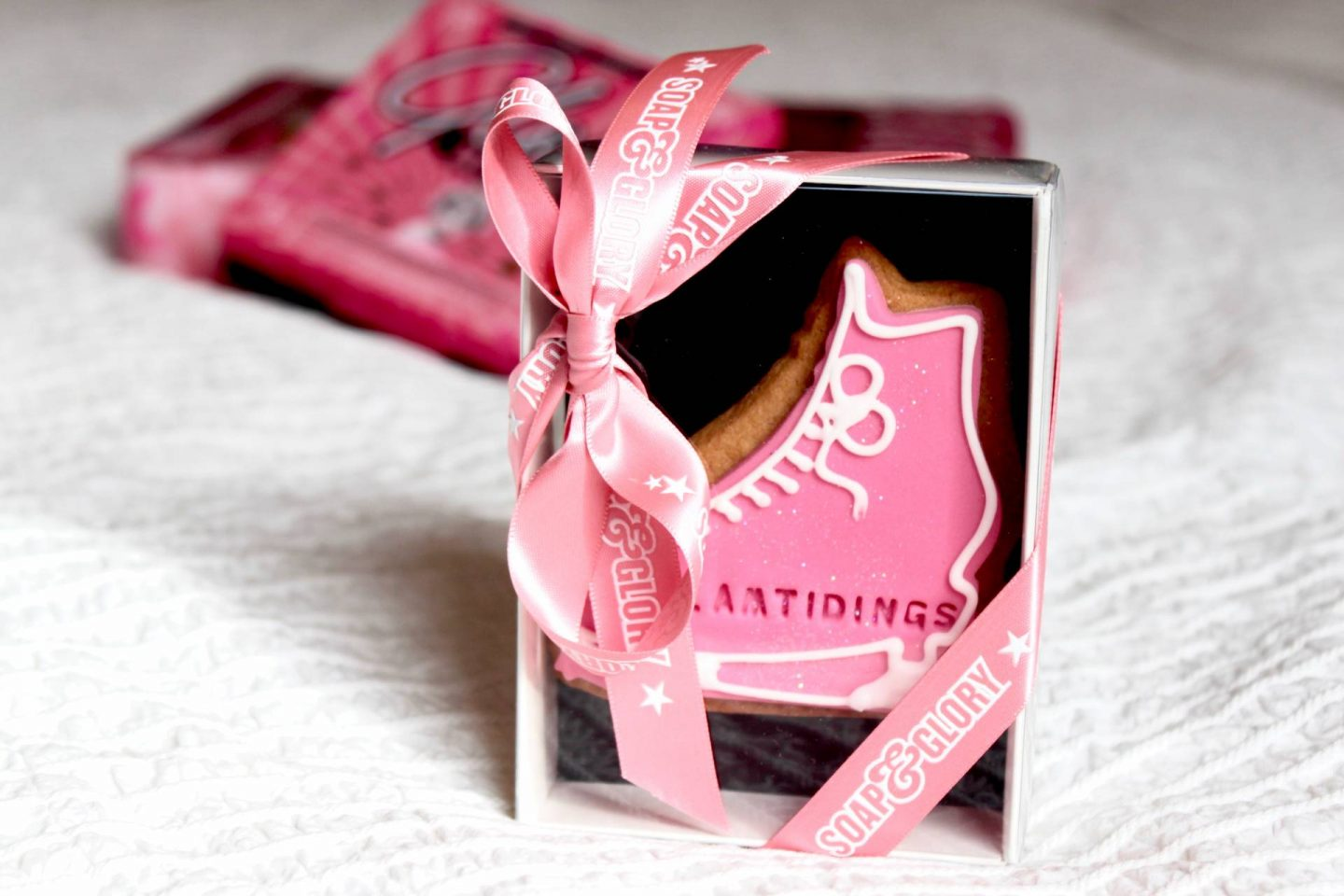 christmas with soap and glory