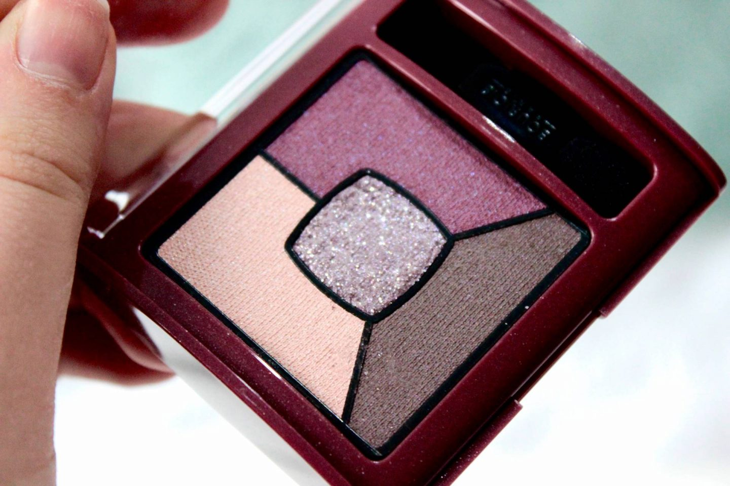 Bourjois In Mauve smokey eyeshadow quad