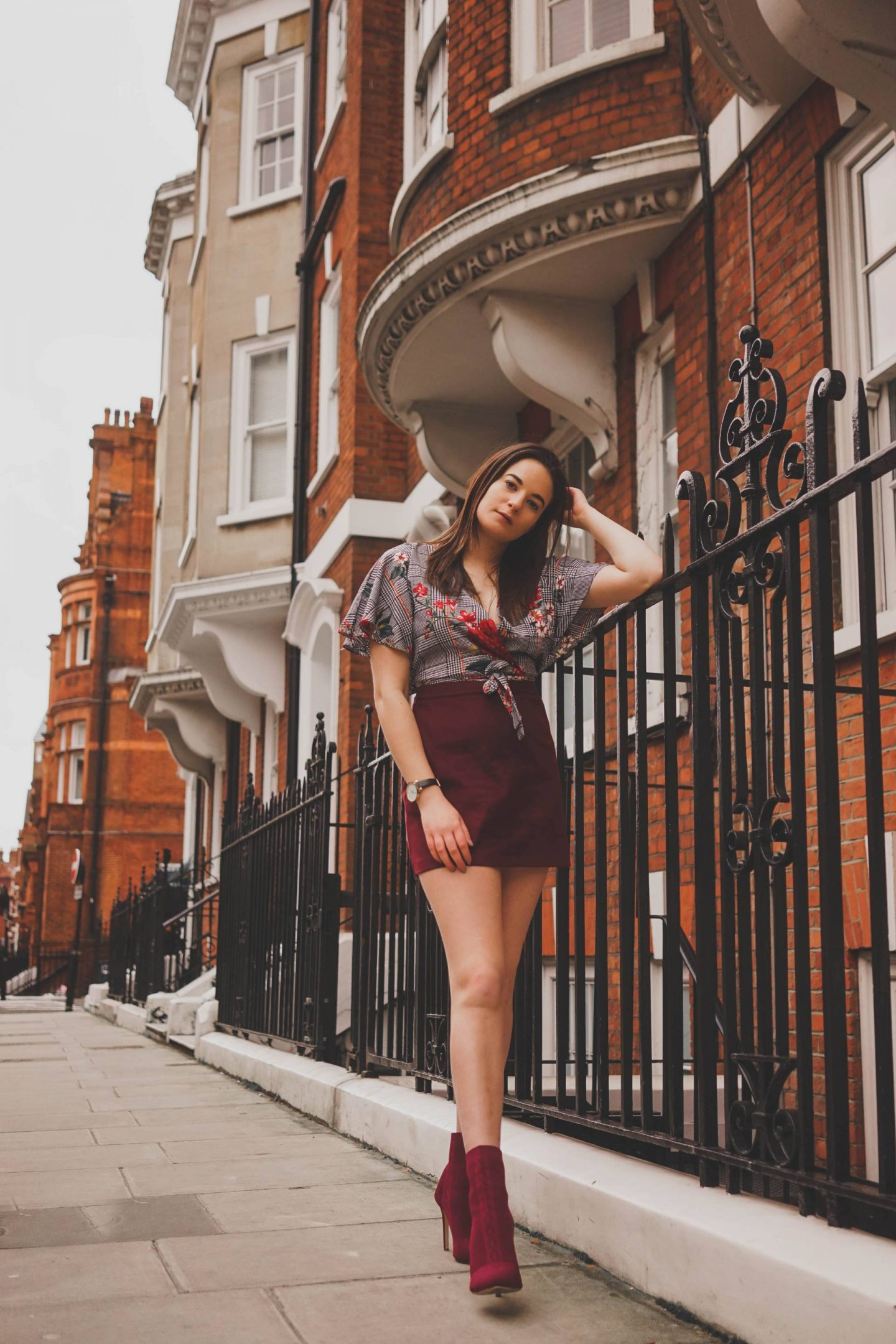 Sloane square outfit photos
