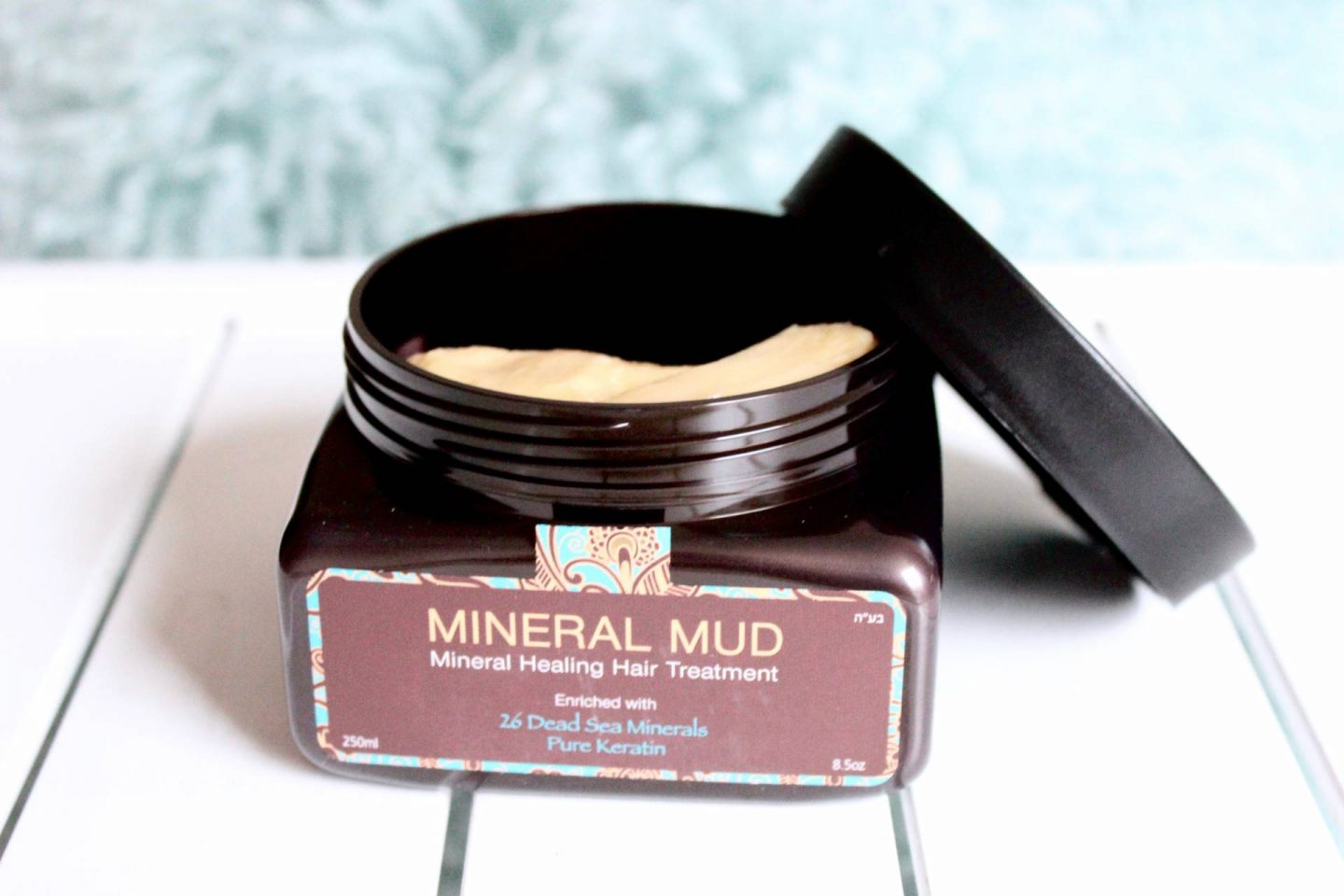 saphira mineral mud hair mask