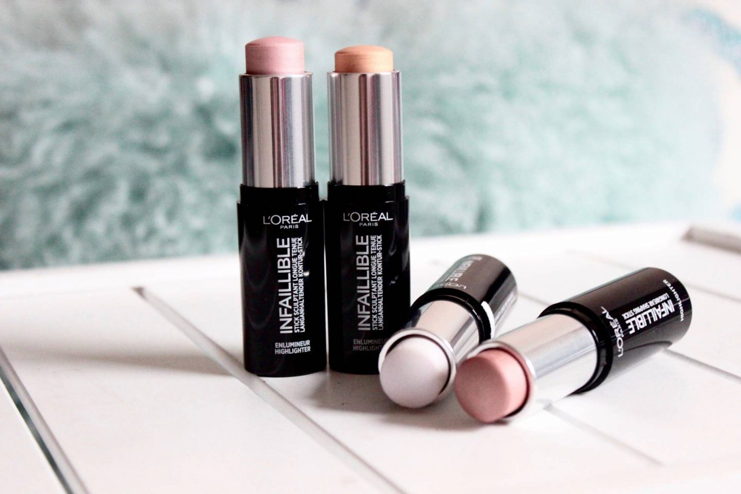 Shot it, shape it, strobe it – multi-priming, foundation sticks and highlighters from L'Oreal