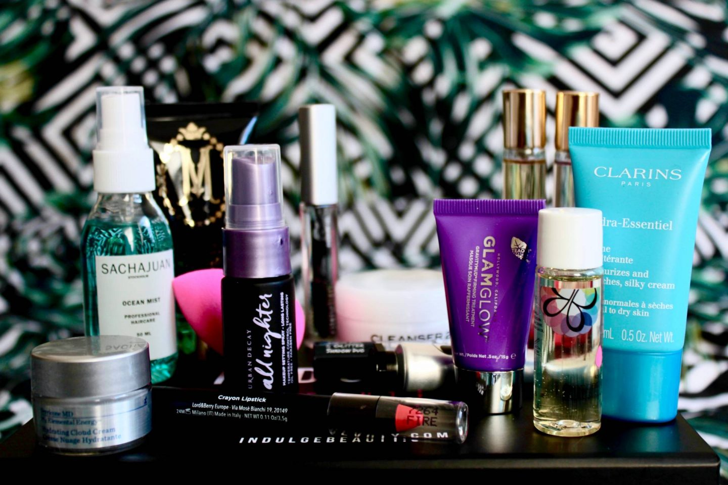Indulge beauty the edit mini beauty products