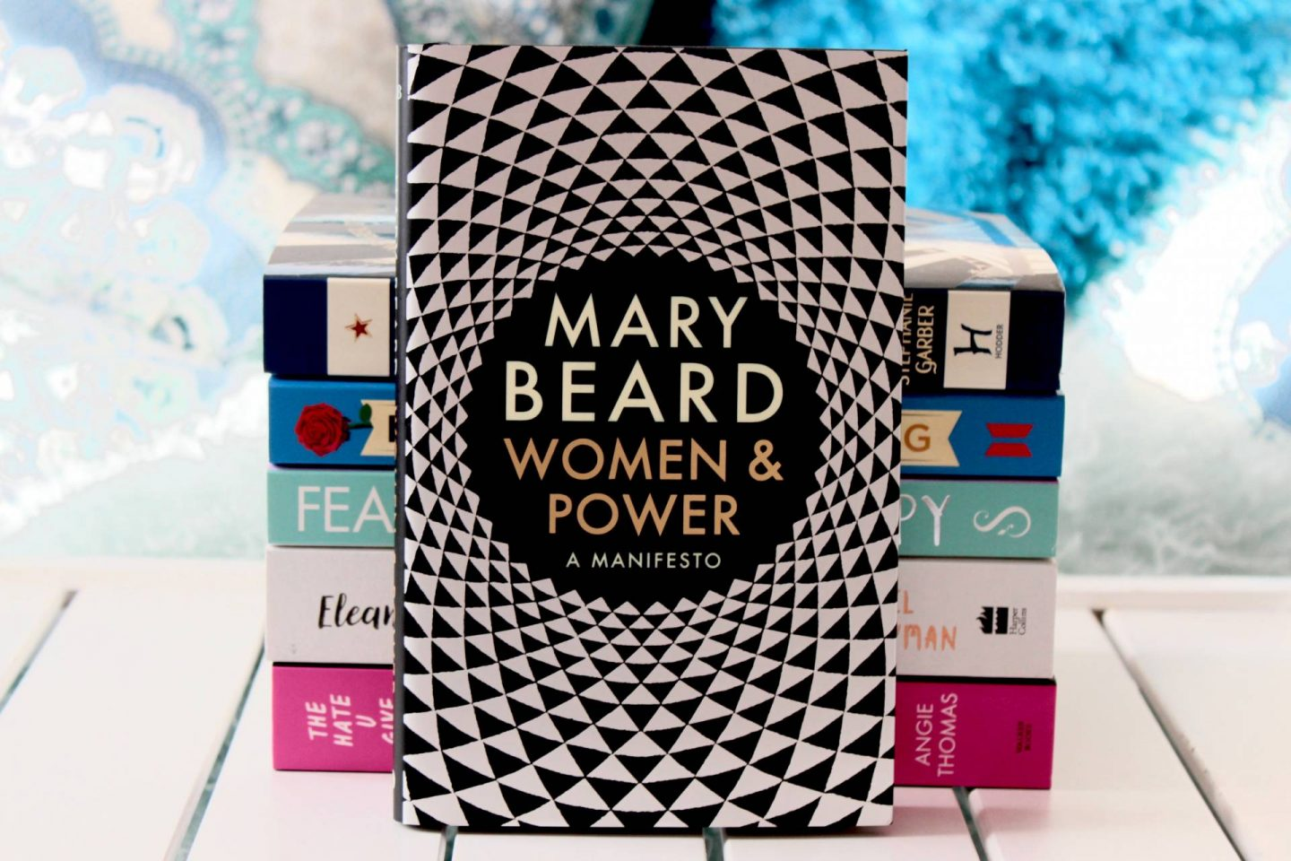 Mary Beard Women Power