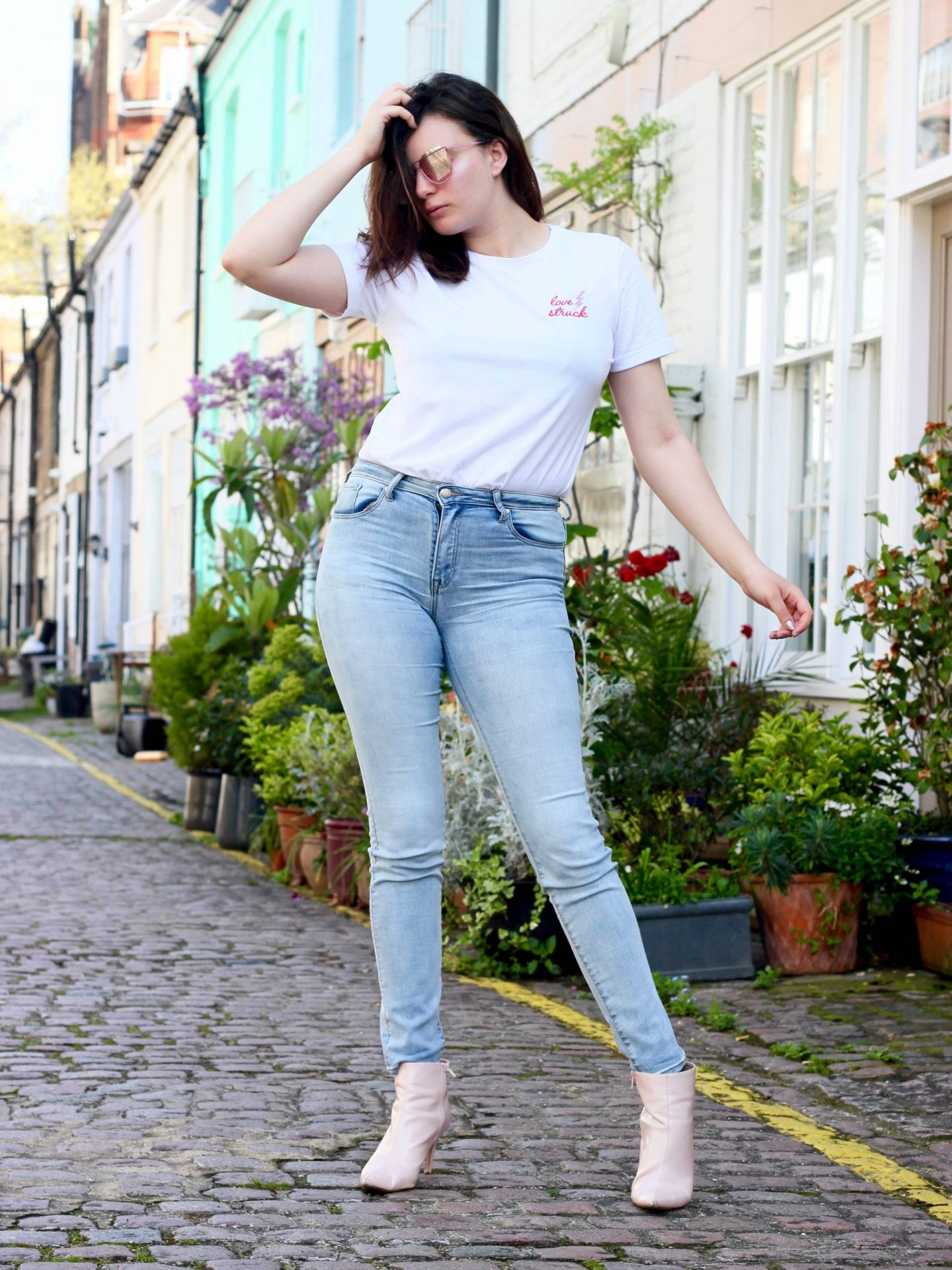 Primark spring outfit London