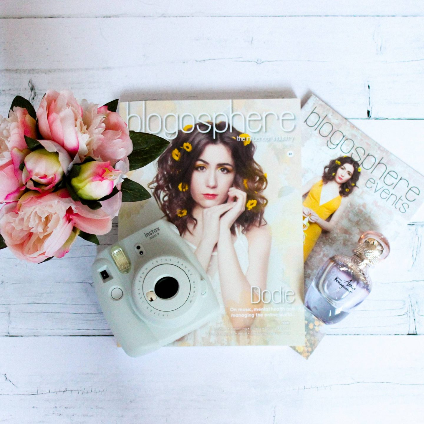 Blogosphere dodie yellow cover star