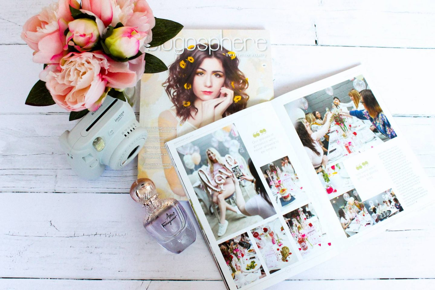 Blogosphere issue 17 events supplement