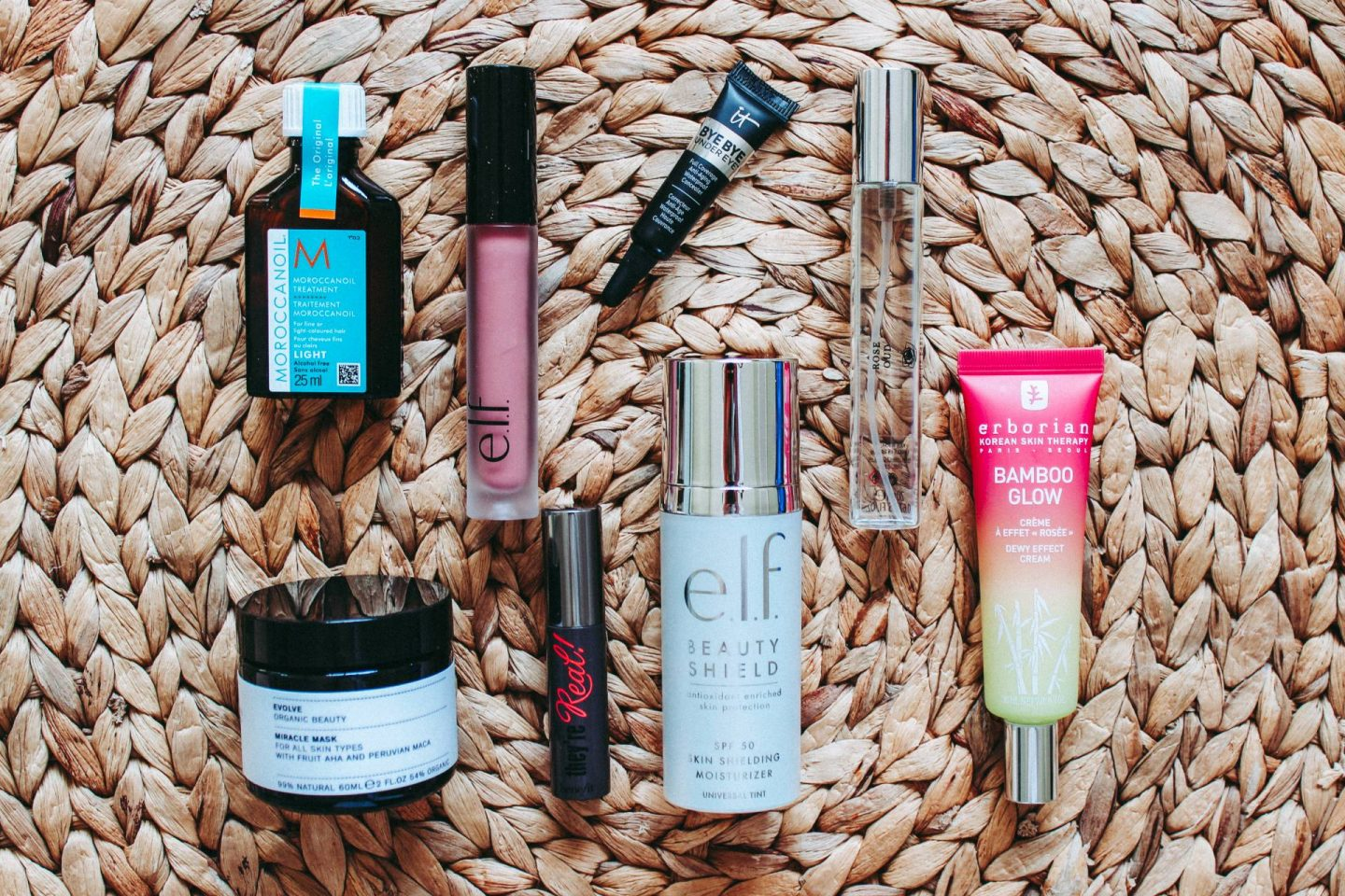 travel friendly beauty products