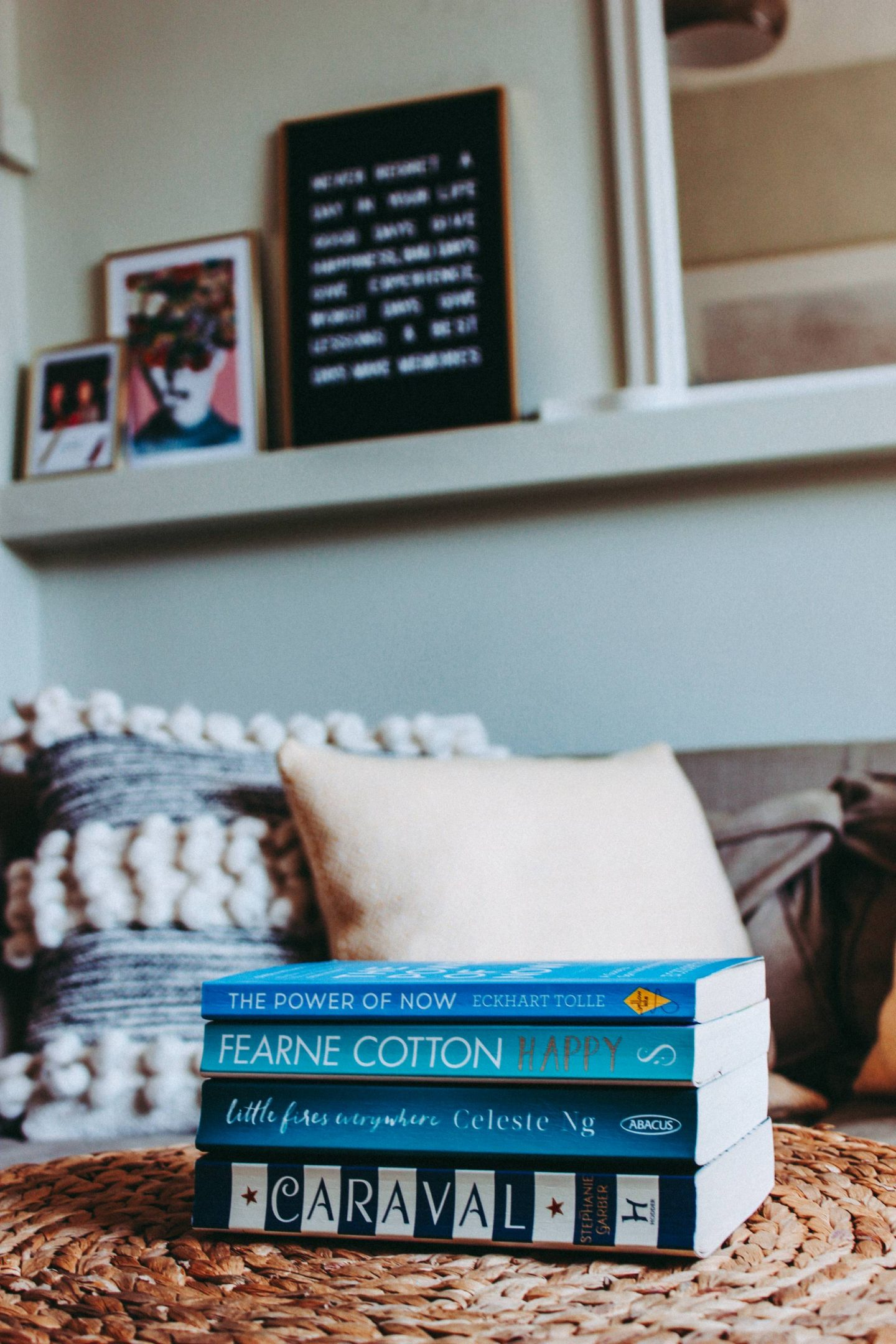 Four instagrammable summer reads