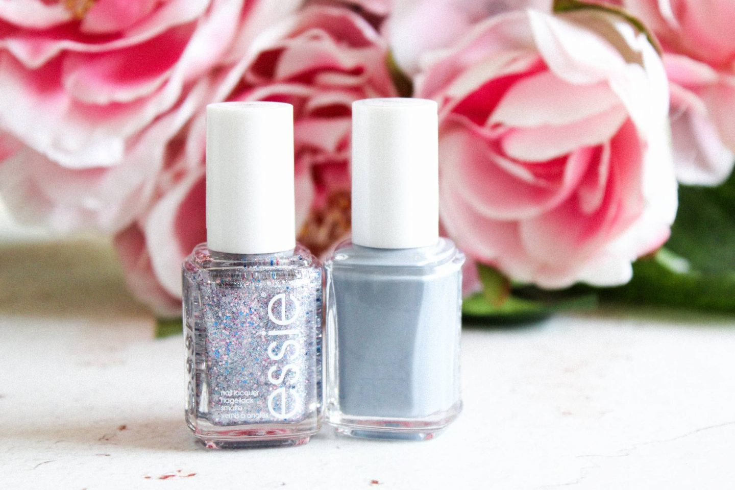 Essie congrats! cocktail bling
