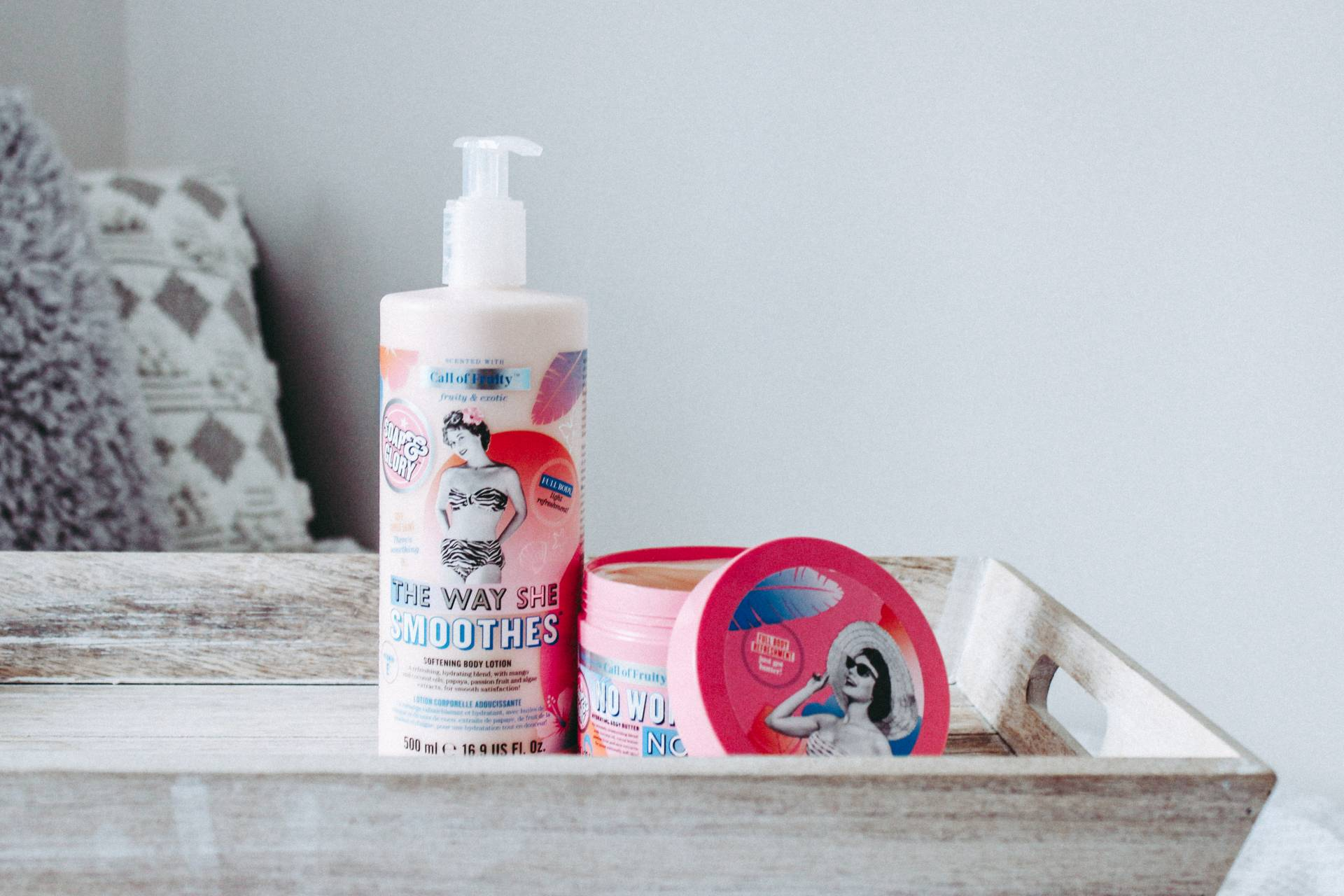 Soap and Glory Call of Fruity Body butter