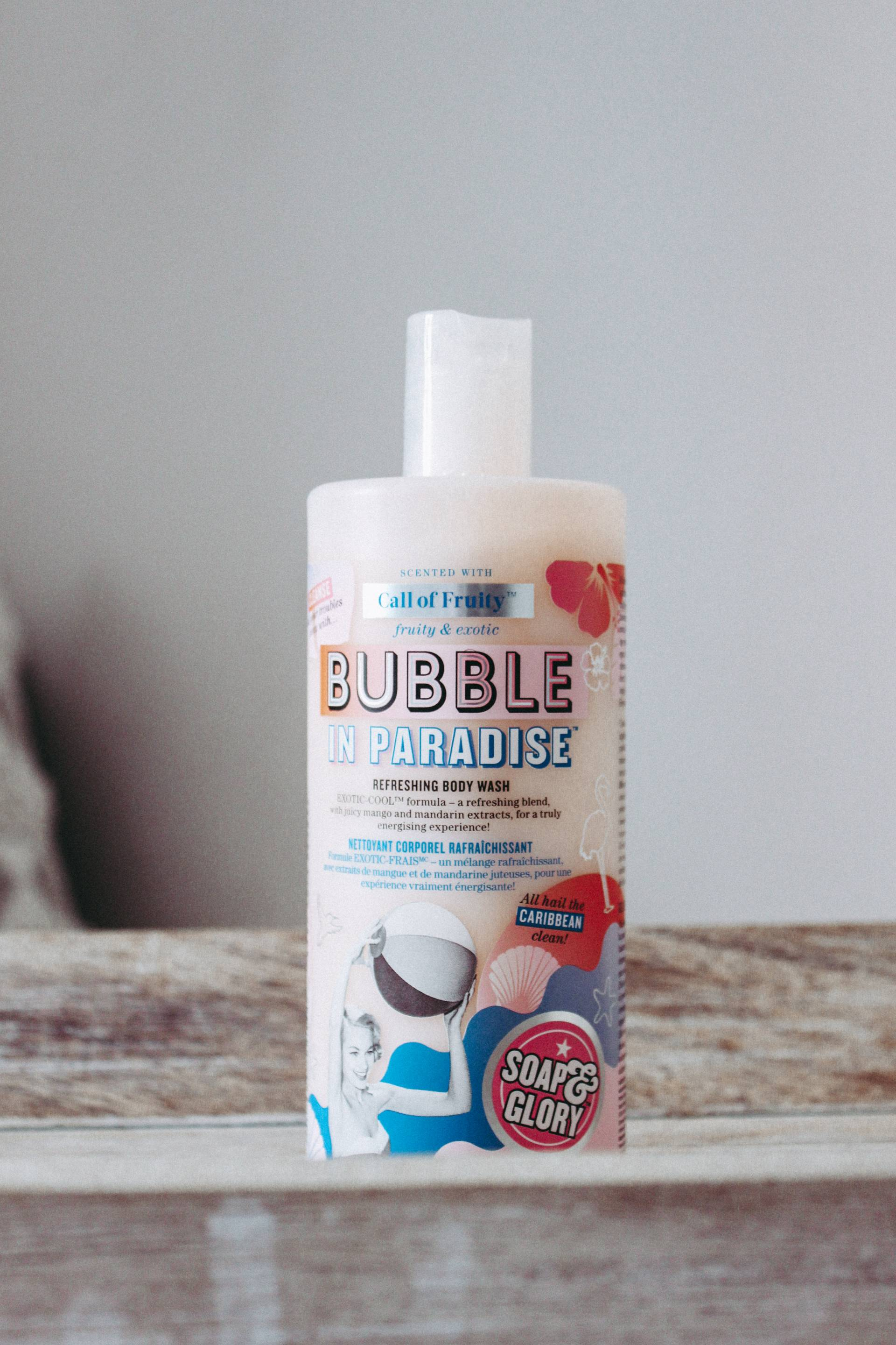 Soap and Glory Call of Fruity body wash