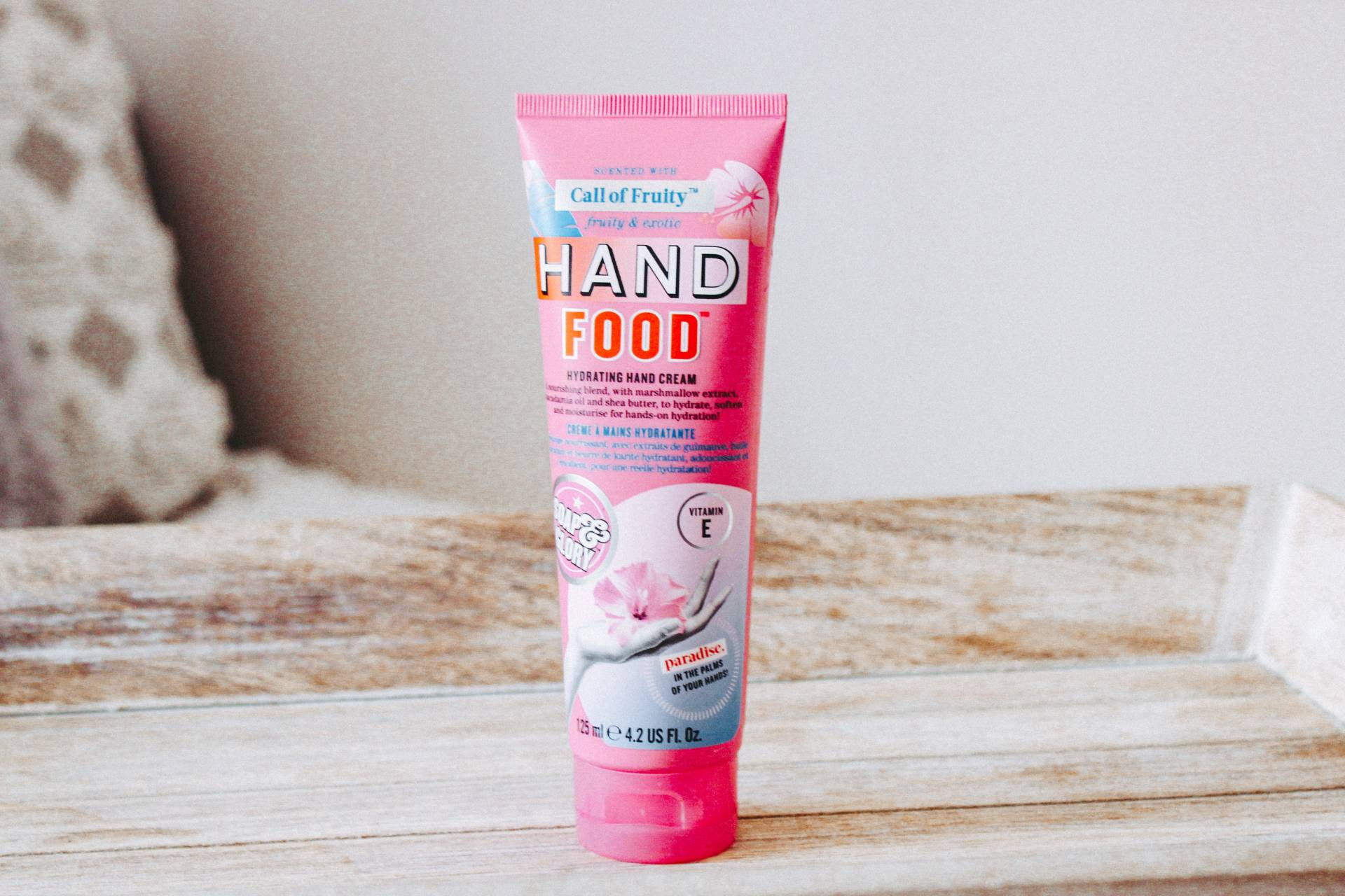Soap and Glory Hand Food cream