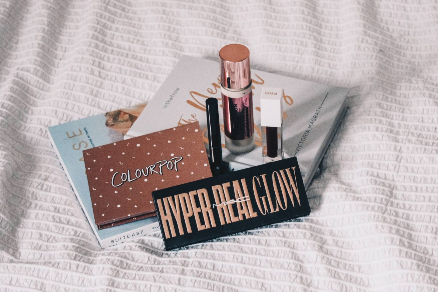 December makeup picks colourpop