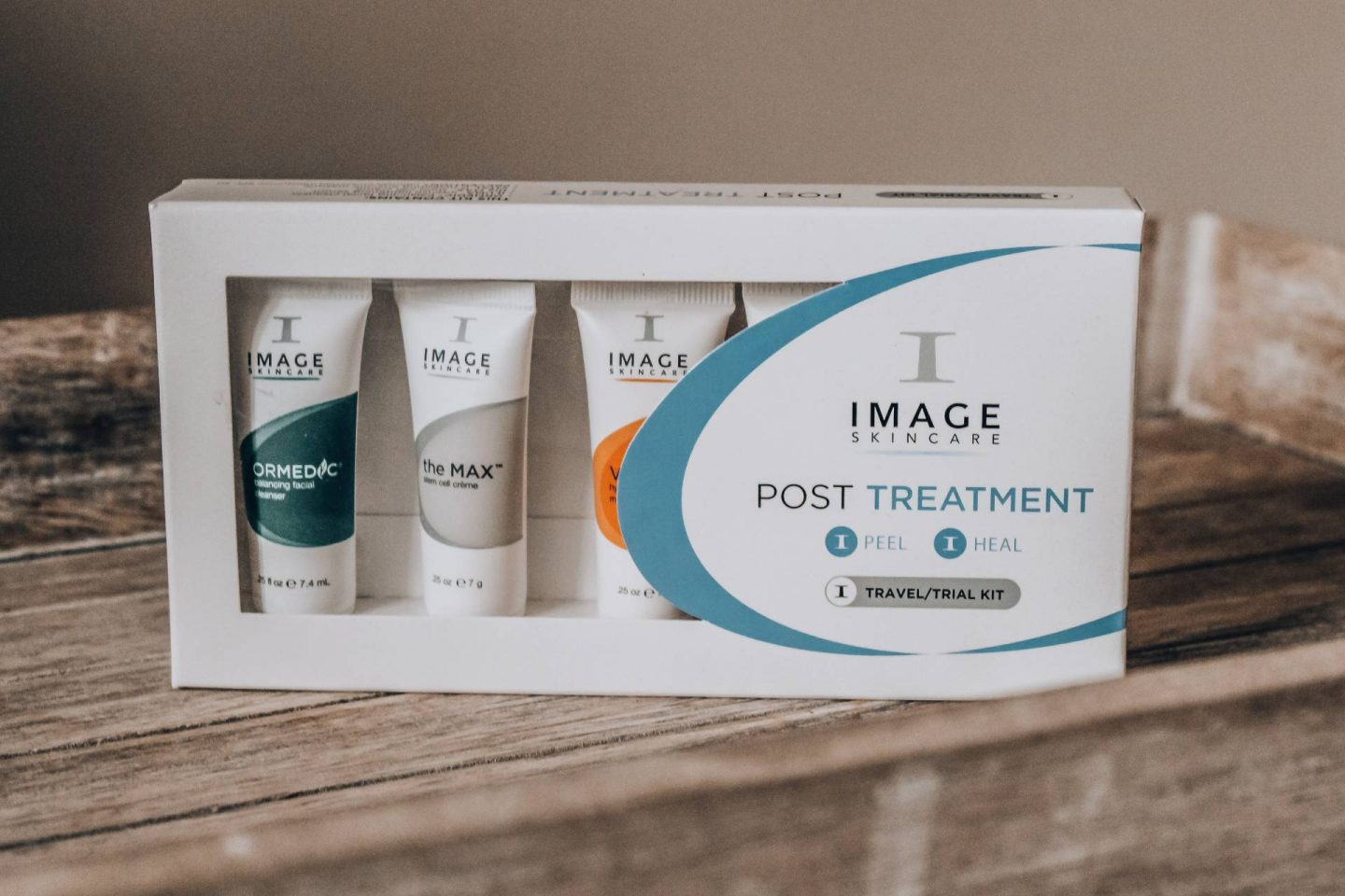 Image Post-treatment trial kit