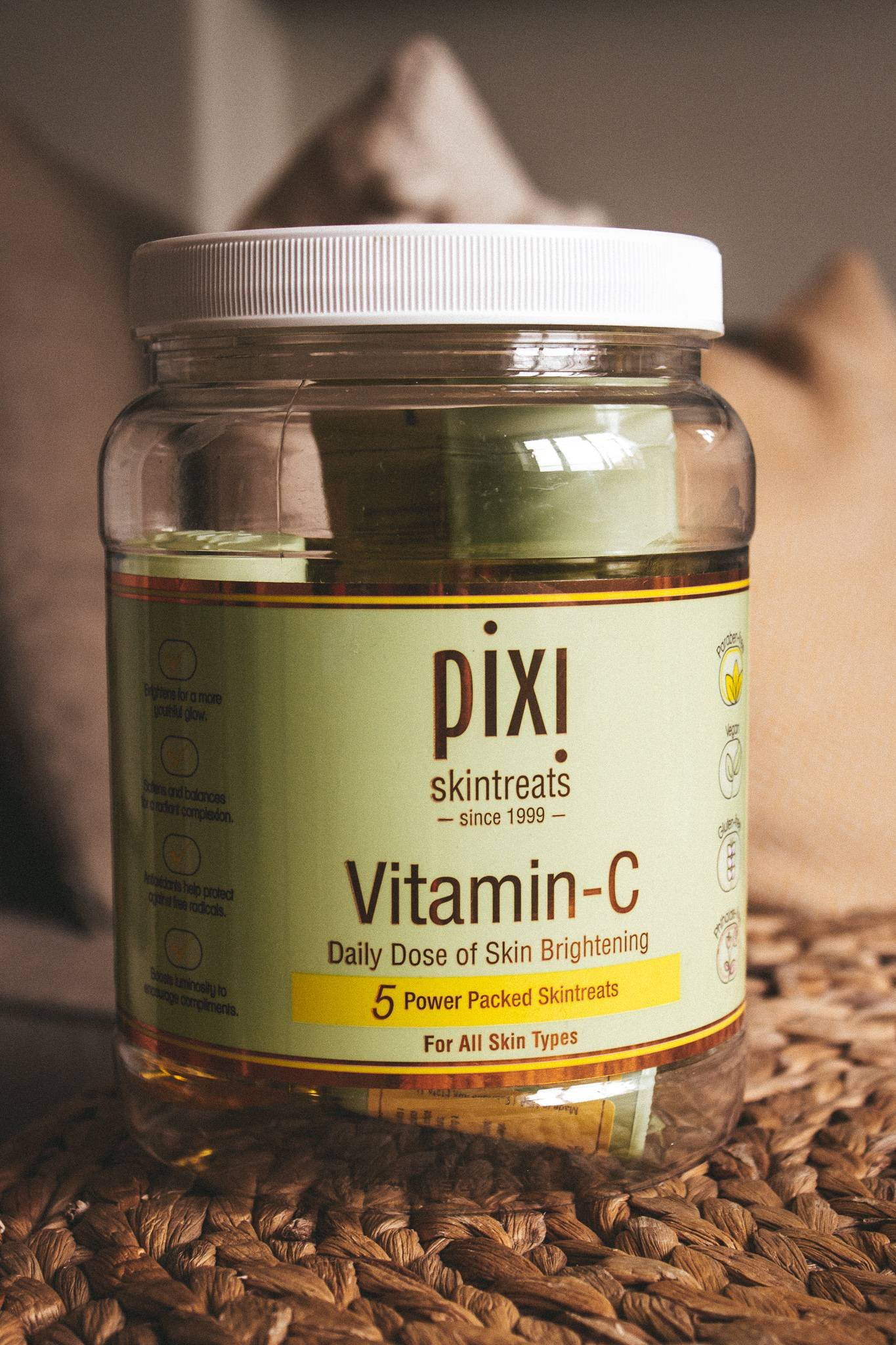 Pixi Vitamin C skin treats