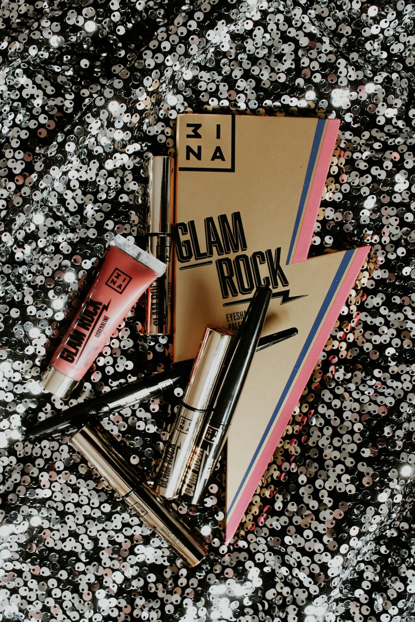 3INA Glam Rock collection