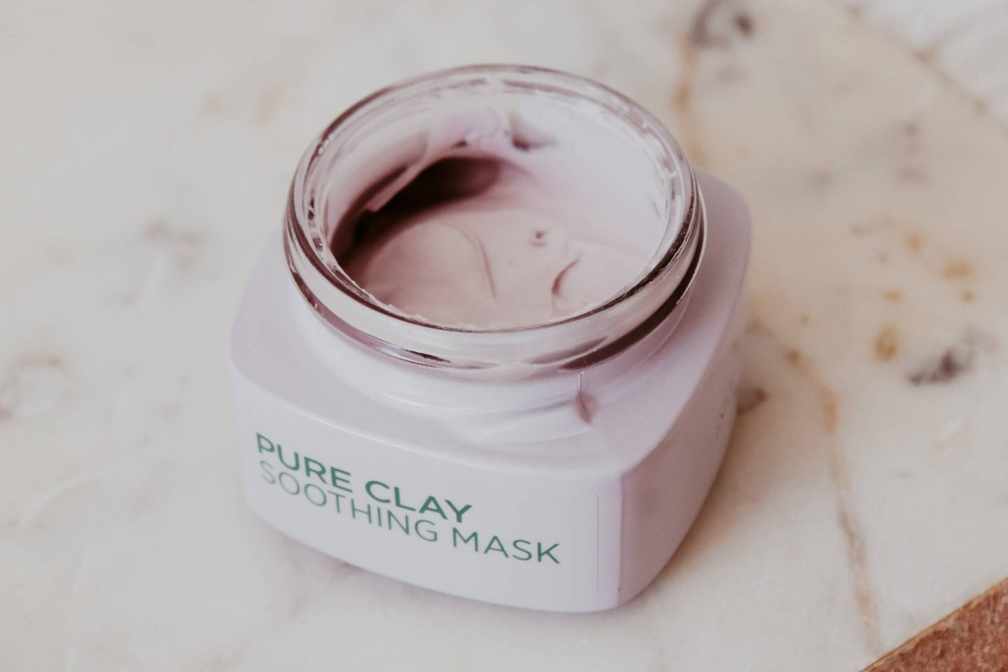 L'Oreal pure clay masque