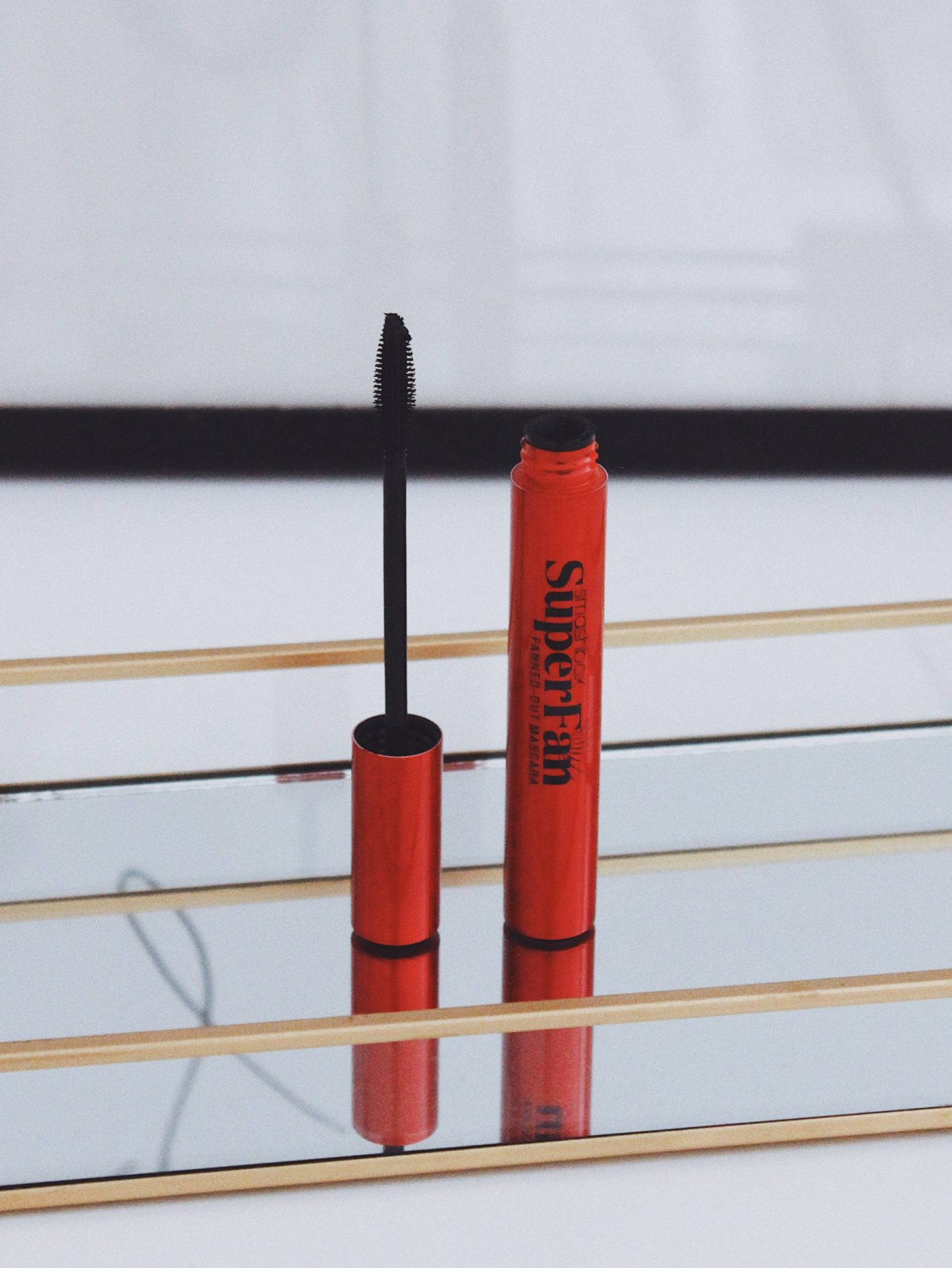 Smashbox SuperFan mascara review