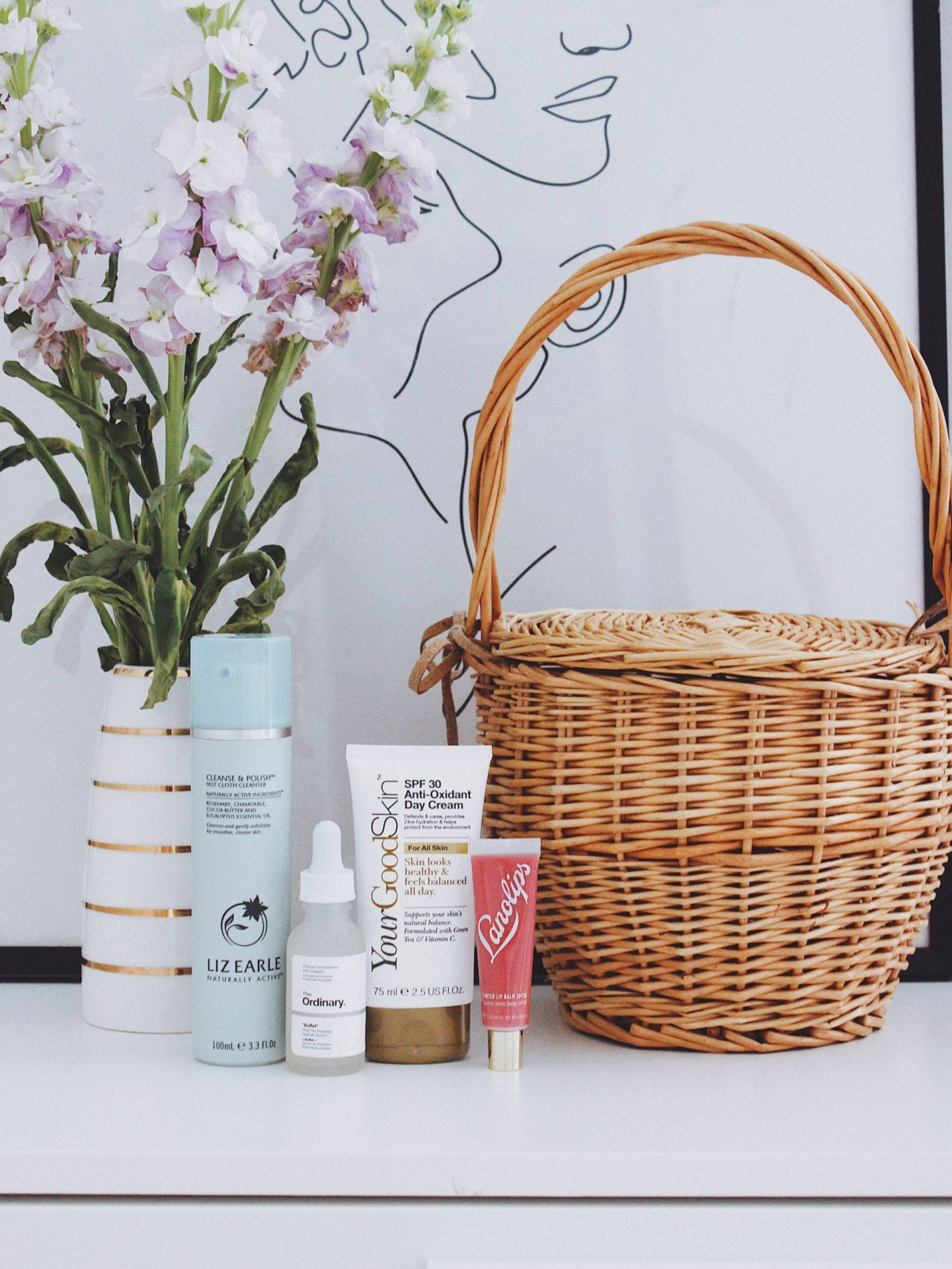 Boots summer skincare routine