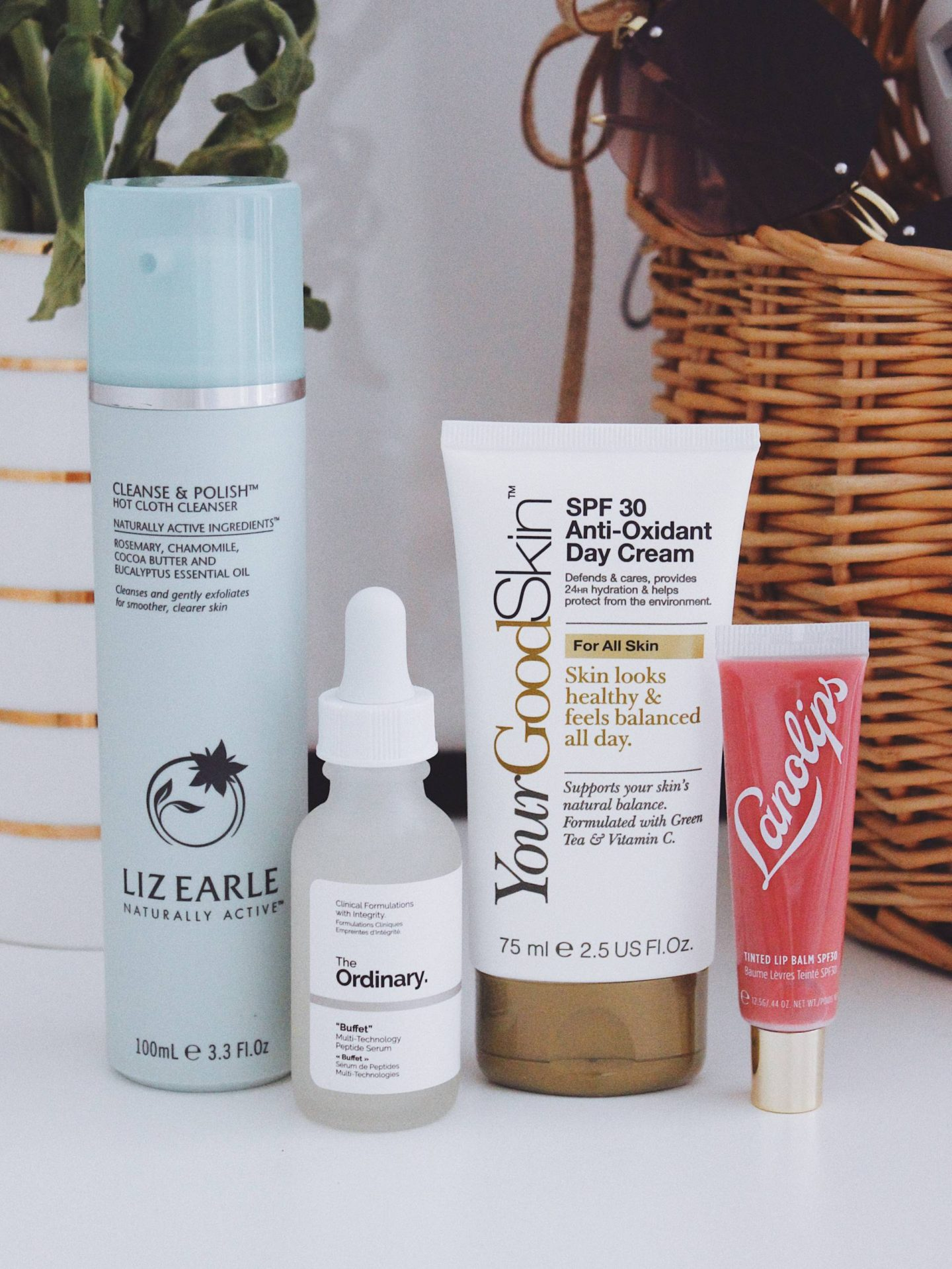 summer skincare picks for a simple routine