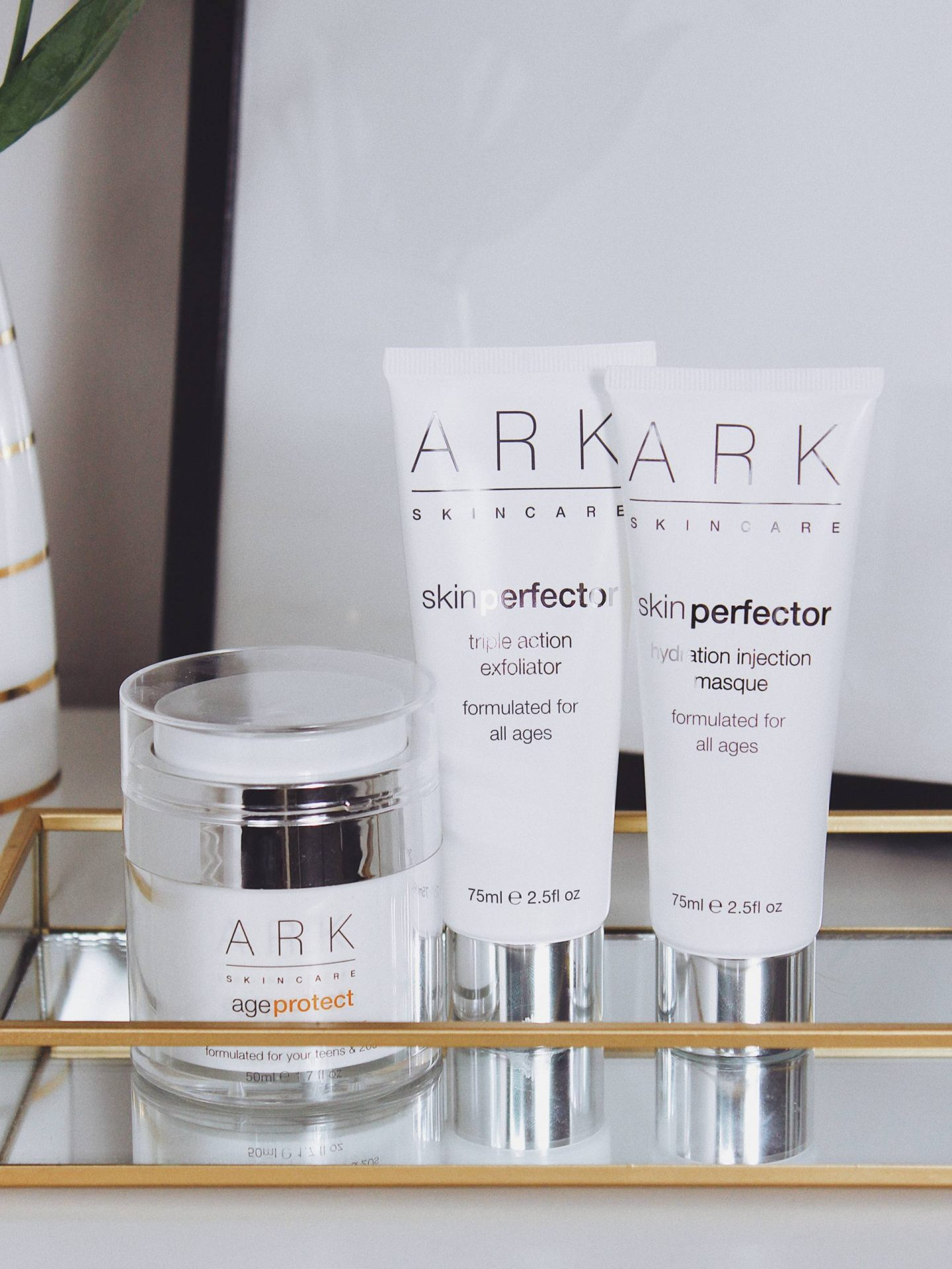 ARK Skin Perfector products